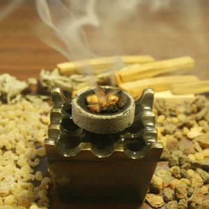 Természetes füstölők, füstölő gyanták